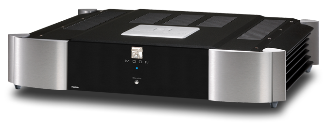 Moon by Simaudio Evolution 760A