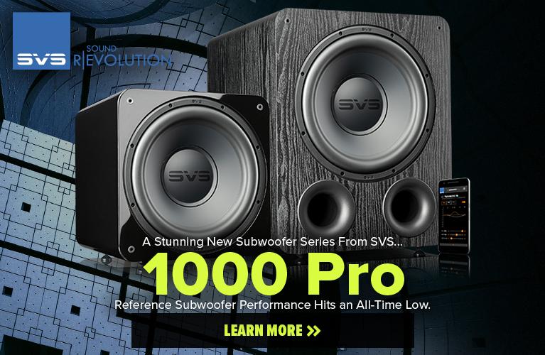 SVS 1000 Pro Subwoofer